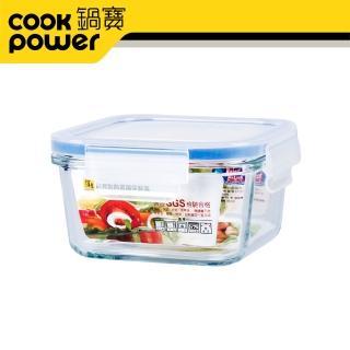 【鍋寶】耐熱玻璃保鮮盒500ml(BVC-0502-1)