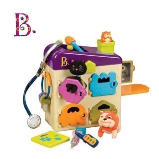 【B.Toys】毛小孩寵物診所