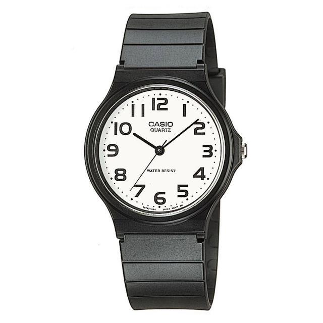 【CASIO】百搭四季款錶(MQ-24-7B2)