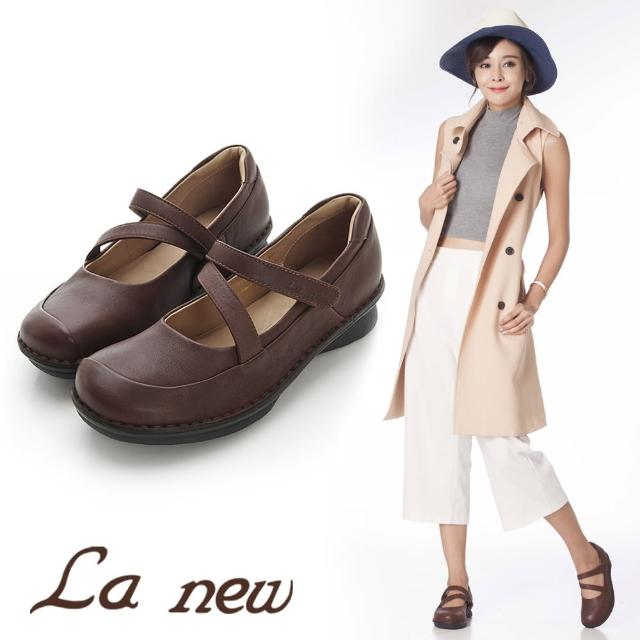 【LA NEW】雙密度PU氣墊鞋(女00130253)