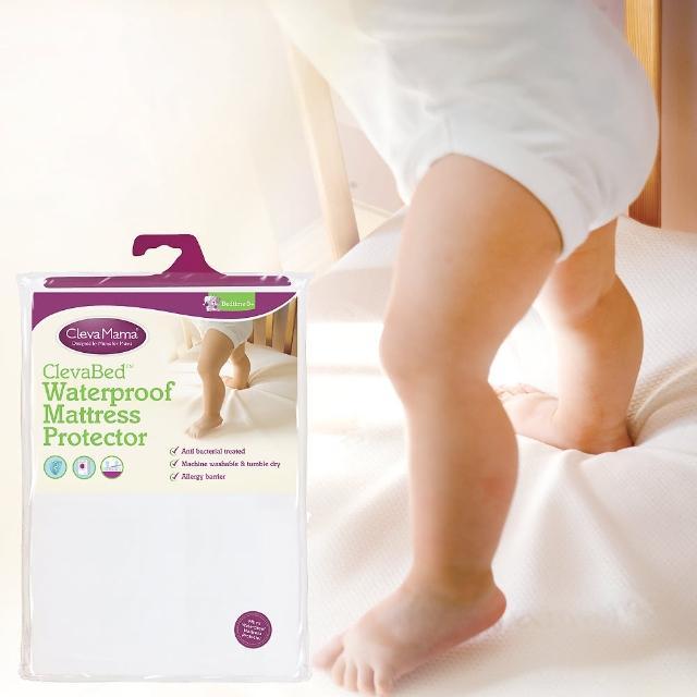 【奇哥 ClevaMama】防水保潔墊(大床床墊使用)