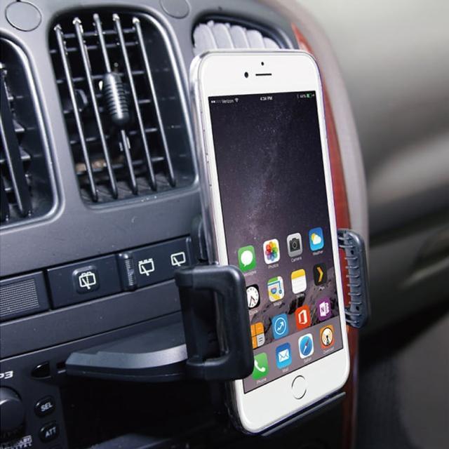 【Hypersonic】CD孔專用手機架 導航架 iPhone note HTC