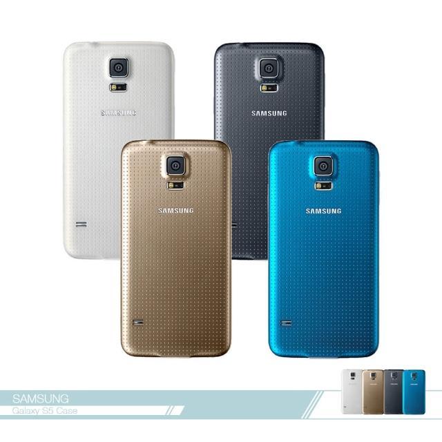 【Samsung三星】原廠Galaxy S5 G900 專用 電池蓋(手機背蓋 /手機殼 /硬殼)