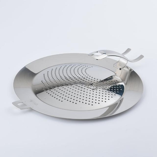 【Fissler】不鏽鋼 油擋 適用酥脆鍋及平煎鍋