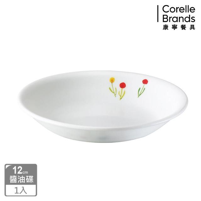 【CORELLE 康寧餐具】春漾花朵醬油碟(405)