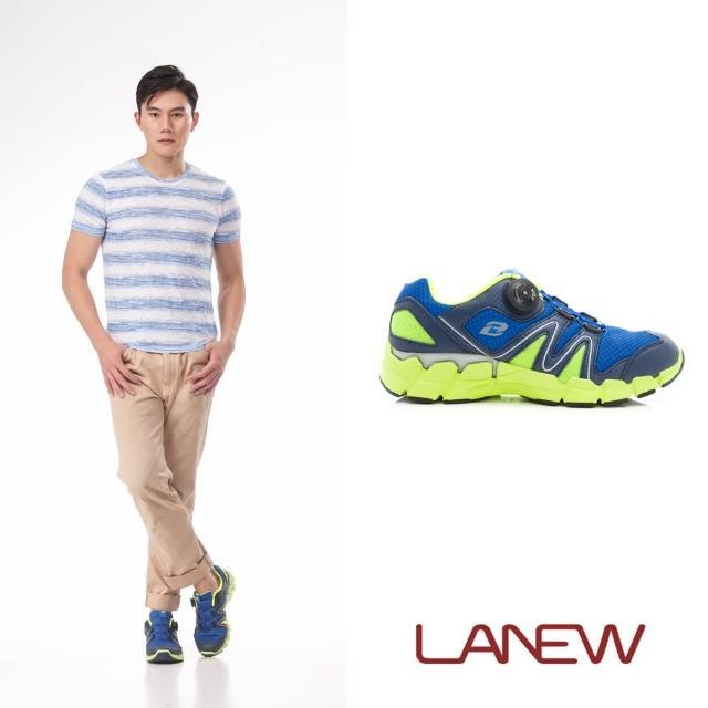 【La new】DCS 輕量旋轉釦慢跑鞋(男71236101)