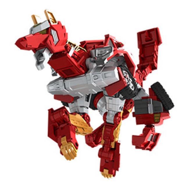 【HELLO CARBOT】衝鋒戰士 戰狼(男孩 機器人)