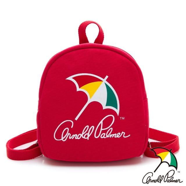 【Arnold Palmer】小後背包  玩色時尚系列(紅色)