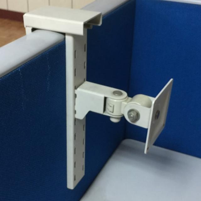 液晶壁掛系列-辦公室屏風 桌上型液晶螢幕架SP 台灣製造(FC-8888SP)