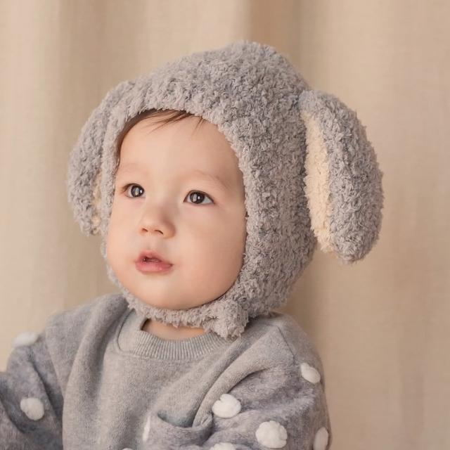 【Happy Prince】韓國製 New Ang-tti小狗嬰兒帽(寶寶帽童帽保暖)
