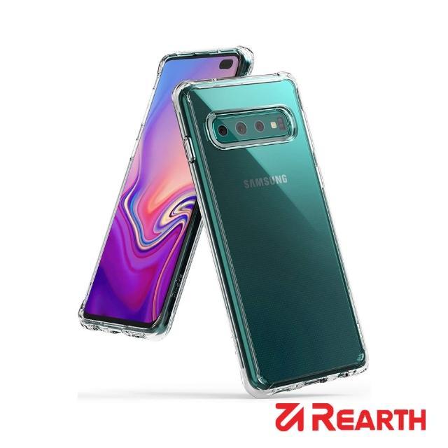 【Rearth】三星 Galaxy S10 Ringke Fusion 高質感保護殼(軍規抗震、熱銷品牌)