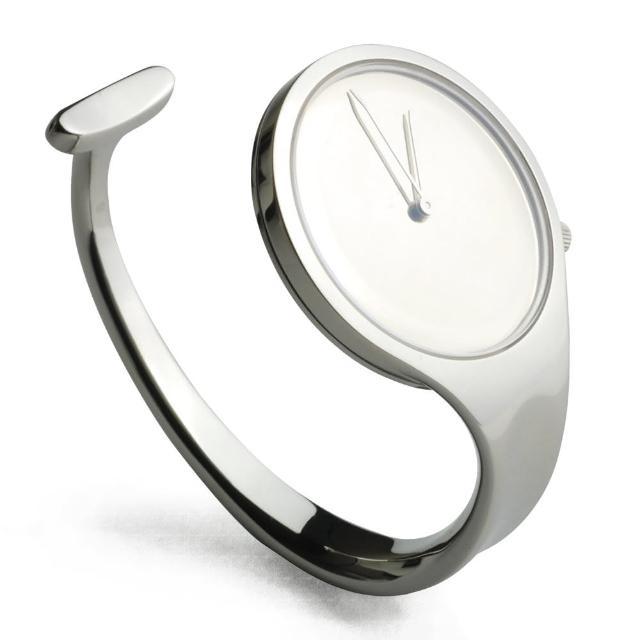 【Georg Jensen 喬治傑生】Vivianna 朵蘭 手鐲腕錶-34mm