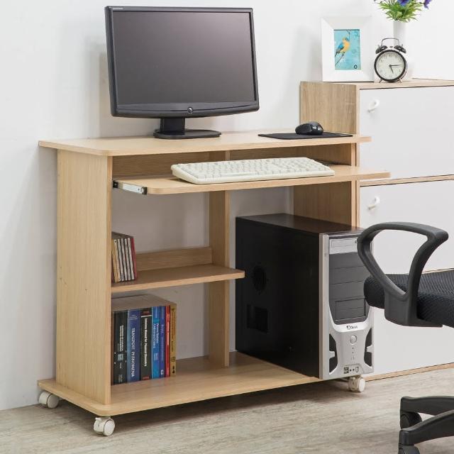 【TZUMii】時尚電腦桌(二色可選)