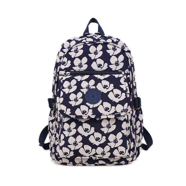 【VIVI SECRET】輕量防潑水多隔層手提後背包(共4色)