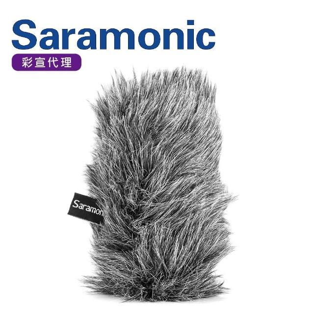 【Saramonic 楓笛】M3-WS 麥克風戶外防風毛套(彩宣公司貨)