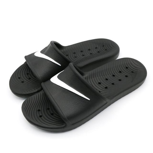 【NIKE】KAWA SHOWER 黑 男 拖鞋(832528001)