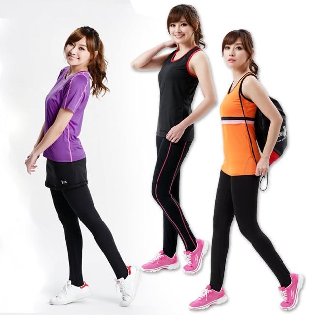 【遊遍天下】台灣製女款3D彈力塑身吸排壓力褲 三款(S-2L)