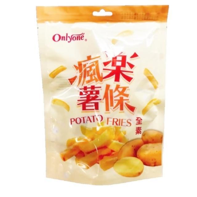 【海龍王】瘋樂薯條(84g)