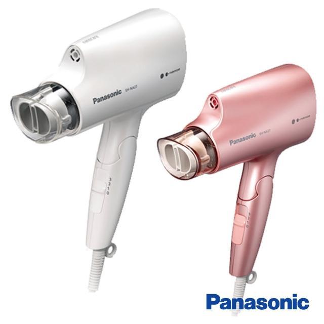 【Panasonic 國際牌】奈米水離子吹風機(EH-NA27)