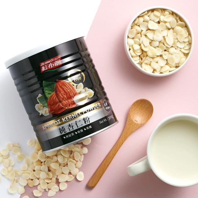 【紅布朗】無糖純杏仁粉(300gX1罐)