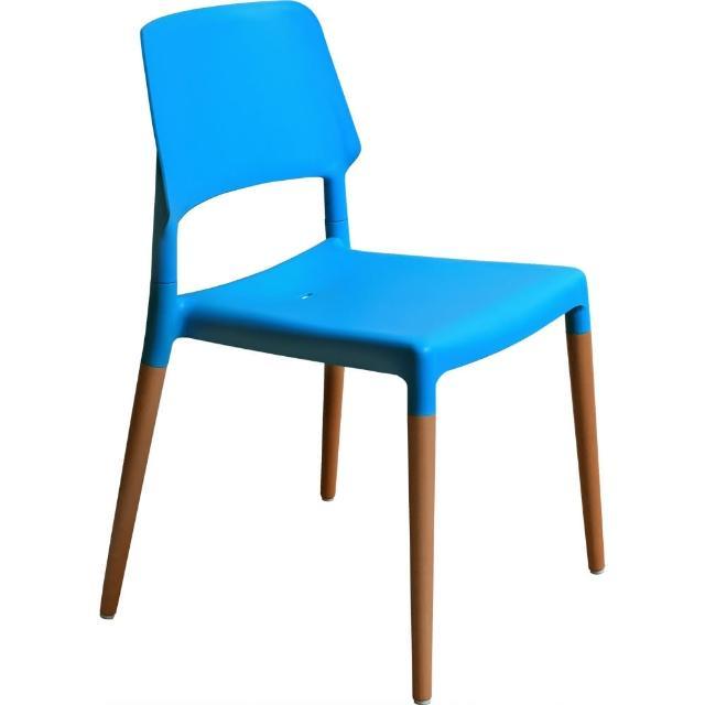 【YOI傢俱】亞爾餐椅 4色可選 休閒椅/餐椅(YBD-8086)