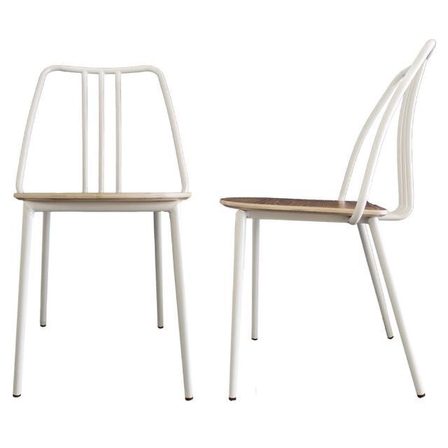 【YOI傢俱】吉雷休閒椅 黑白紅3色可選(YBD-8337)