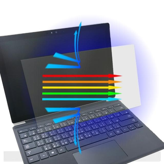 【Ezstick】Microsoft Surface Pro 7 防藍光螢幕貼(可選鏡面或霧面)
