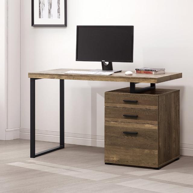 雙12限定【康迪仕】摩登電腦書桌DIY組合產品 兩色可選
