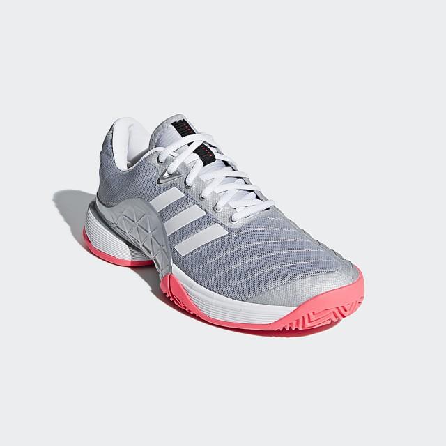 【adidas官方旗艦館】BARRICADE 2018 網球鞋 女(AH2097)