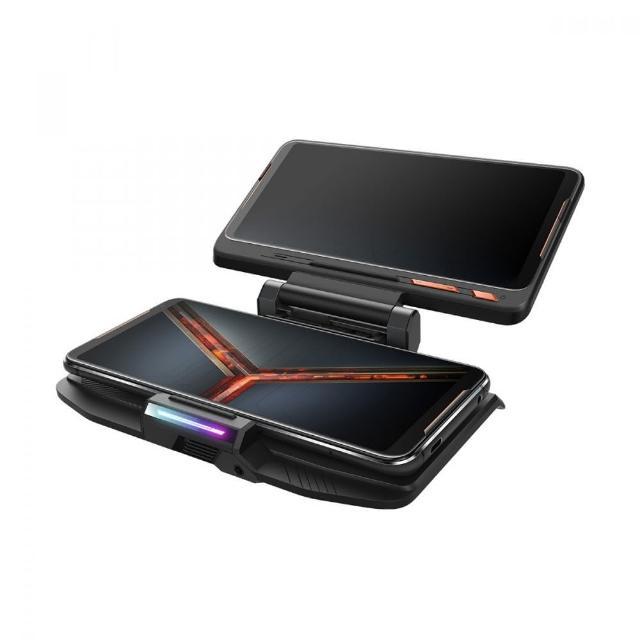 【ASUS 華碩】原廠 ROG Phone II TwinView Dock 雙螢幕基座(台灣公司貨)