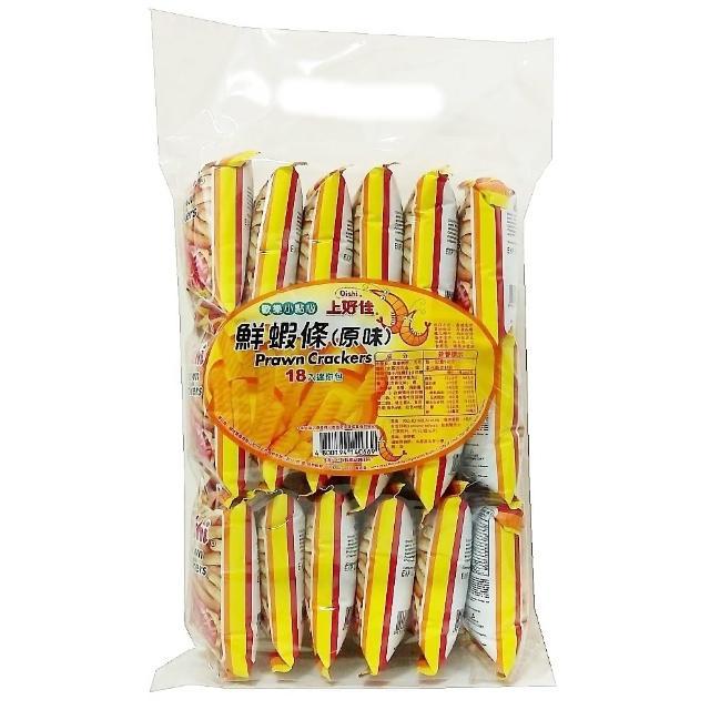 【上好佳】原味鮮蝦條(90g)
