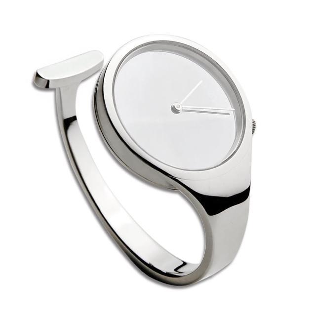 【Georg Jensen 喬治傑生】VIVIANNA 朵蘭 326凸面玻璃腕錶