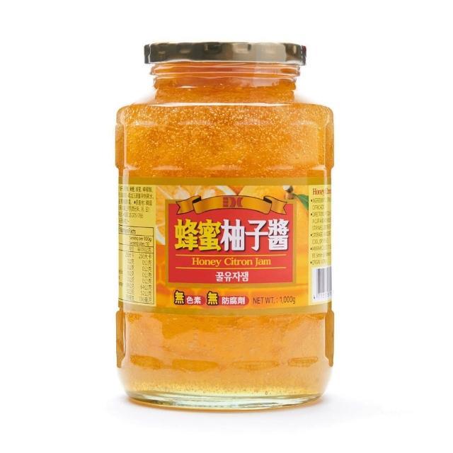 【三紅】蜂蜜柚子醬(柚子茶)