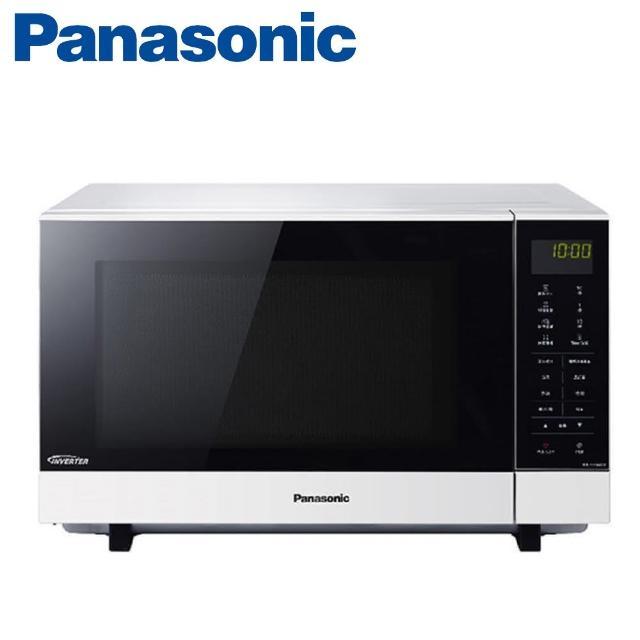 【Panasonic 國際牌】27公升微電腦變頻微波爐(NN-SF564)