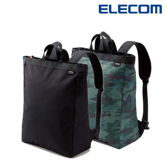 【ELECOM】CORDURA 防潑水休閒包(BM-CDBP01)