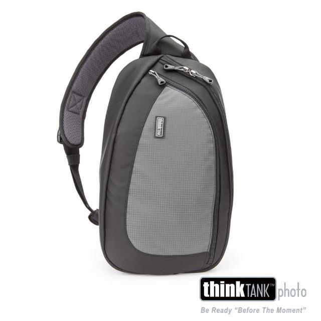 【ThinkTank創意坦克】360度單肩斜背/腰包兩用相機背包 L(灰)-TS465(彩宣公司貨)