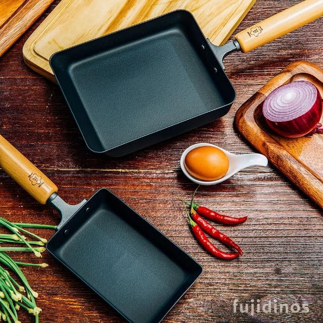 【日本TAKUMI】匠 鐵製玉子燒鍋-中型(日本製)