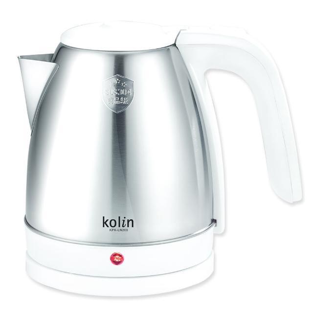 【Kolin 歌林】1.5L不鏽鋼快煮壺(KPK-LN208)
