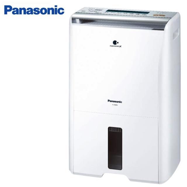 【Panasonic 國際牌】10公升清淨除濕機 新制一級能效(F-Y20FH)