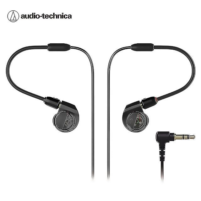 【鐵三角】ATH-E40 雙動圈耳塞式耳機