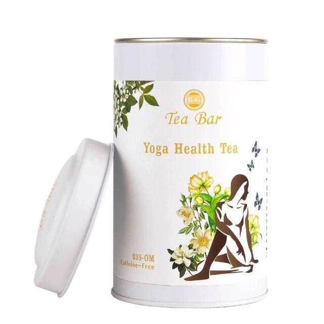 【B&G 德國農莊 Tea Bar】有機瑜珈養生花茶 中瓶(160g、茶葉散茶)