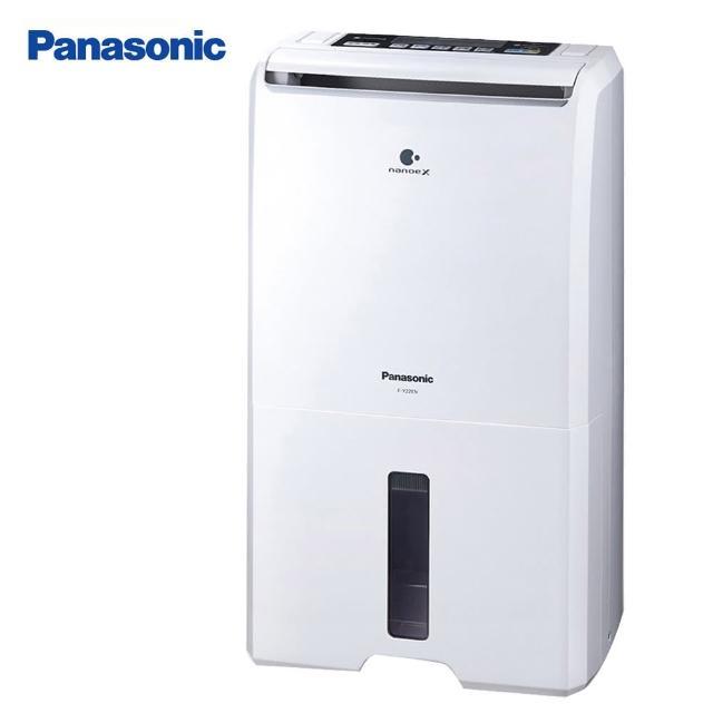 【Panasonic 國際牌】一級能效11公升清淨除濕機(F-Y22EN)