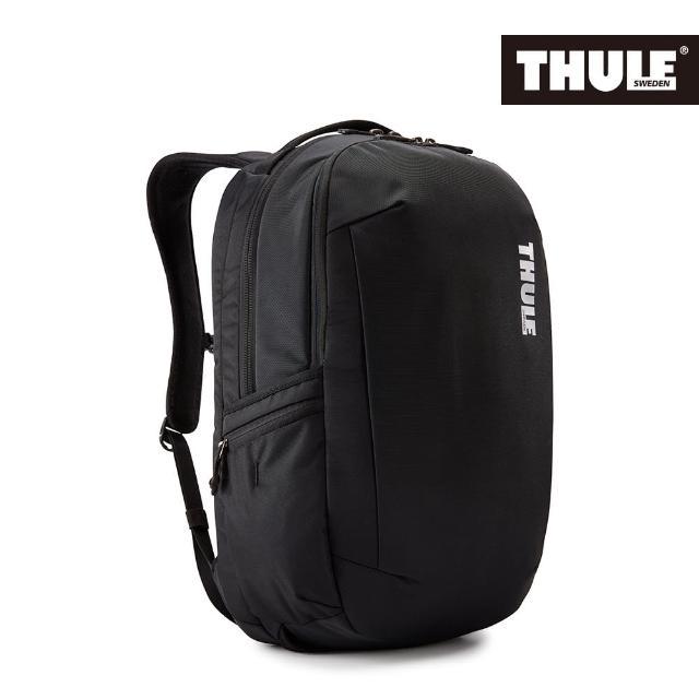 【Thule 都樂】Subterra Backpack筆電後背包(TSLB-317-黑)