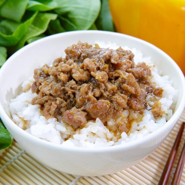 【鮮食家任選799】新興四六一 滷肉燥-原味(300g/包)