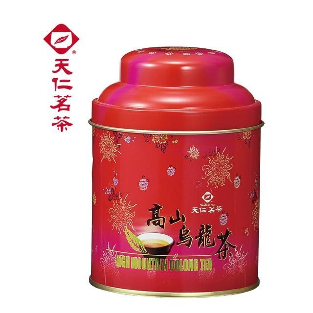 【天仁茗茶】天仁小五斤桶-高山烏龍茶75g
