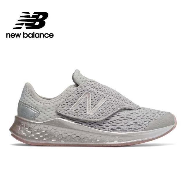 【NEW BALANCE】避震慢跑運動鞋/童鞋 男鞋/女鞋 淺灰 PTFSTMG-W楦