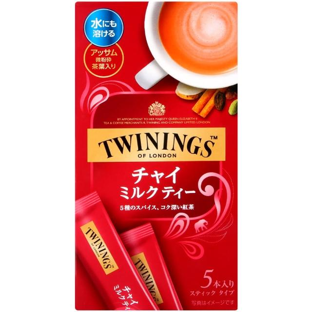 【片岡物產】TWININGS印度奶茶(69g)