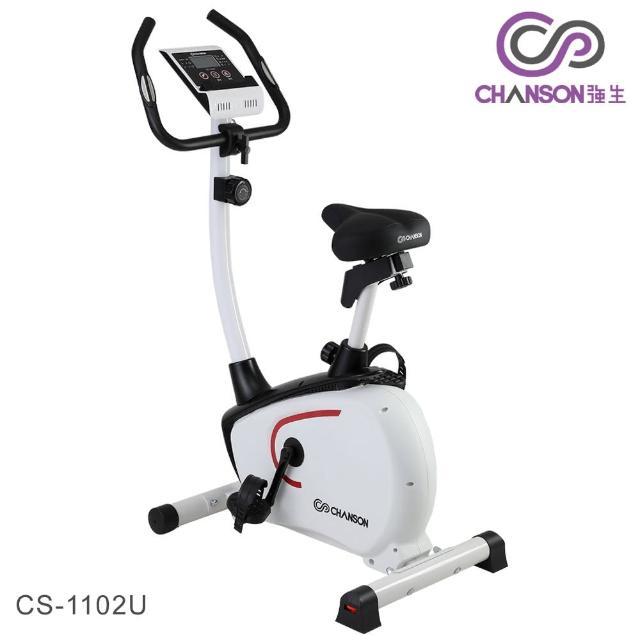 【CHANSON 強生】立式時尚健身車(CS-1102U)