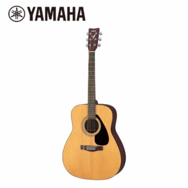【YAMAHA 山葉】F310 民謠木吉他(附贈背帶彈片以及原廠吉他琴袋)