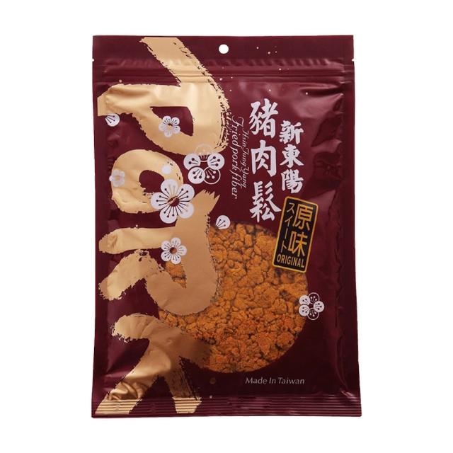 【新東陽】豬肉鬆隨手包250g